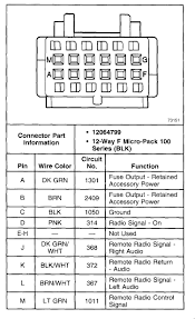2003 chevy silverado radio wiring diagram agnitum me