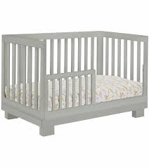 Convertible Crib Toddler Bed Babyletto Modo 3 In 1 Convertible Crib With Toddler Bed Conversion