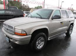 dodge durango 3rd row seat 2001 dodge durango slt with 3rd row seat for sale at cars to go in