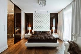 bedroom paint colors with light brown furniture dark walls