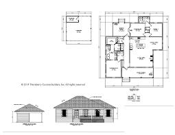 customized floor plans plans thornberry custom builders