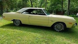 dodge dart 1973 dodge dart for sale near cincinnati ohio 45239 classics on
