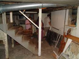 the last of us basement basement chin up bar low profile ductwork