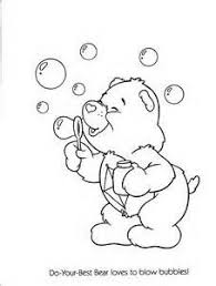 care bears coloring sheet don u0027t grumpies meet