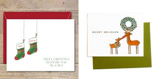 Newlywed Cards 20 Christmas Cards For Couples U0026 Newlyweds Southbound Bride