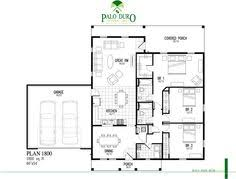 1800 sq foot open concept house plans 1800 square feet house