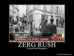 Rush Meme - image 19179 zerg rush know your meme