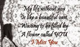 i miss you messages beautiful messages
