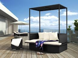 Diy Modern Patio Furniture Inspiring Modern Outdoor Design With Diy Wicker Canopy Also Lounge