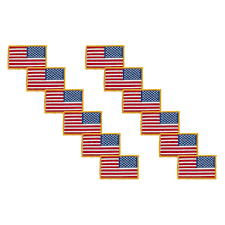 Why Are American Flag Patches Backwards Amazon Com American Flag Patch Reversed Right Hand Version