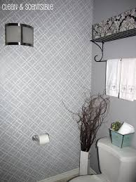 bathroom stencil ideas stencil ideas for bathroom walls http umadepa com