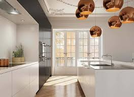 Kitchen Pendants Lights Kitchen Classy Glass Ceiling Lights Copper Hanging Light Fixture