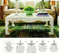 Style A Coffee Table How To Style A Coffee Table Laurel Bern Interiors Bronxville Ny