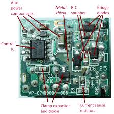 Wiring Diagram Power Supply Also Converter Circuit On Apple Iphone Charger Teardown Quality In A Tiny Expensive Package
