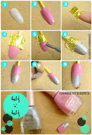 Nail Art Designs To Do At Home Stunning Easy Nail Designs At Home Step By Step Photos