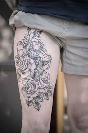 Flower And Bird Tattoo - best 20 bird and flower tattoo ideas on pinterest