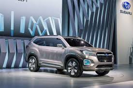 subaru suv concept 2019 2020 subaru viziv 7 suv concept u2013 a possible successor to