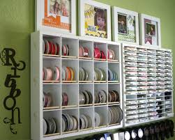 creative how to organize a craft room inspirational home