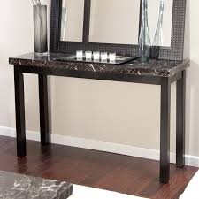 furniture enchanting expandable console table with wooden