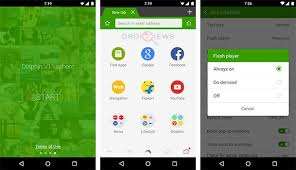 android flash browser enable flash player on android lollipop devices droidviews