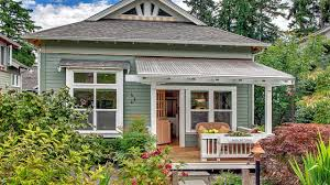 charming jardin del colibri cottage by ross chapin in redmond