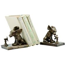spi home collection cool dog bookends u2013 artsihome