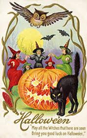 Halloween Card Printables by Free Vintage Halloween Printables And Graphics