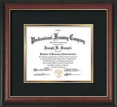 document frame custom frames online custom flat matte black and document