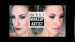 Become A Makeup Artist How To Become A Makeup Artist Without Going To Youtube