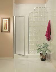 glass block shower enclosure u2014 houston glass block