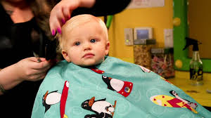 baby u0027s first haircut youtube