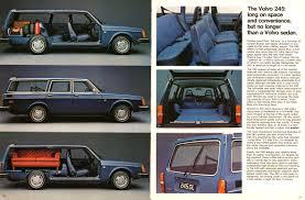 1977 volvo 240 brochure