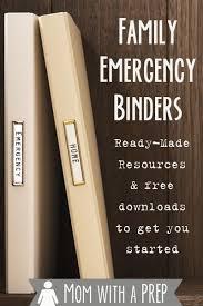 best 25 family emergency binder ideas on emergency