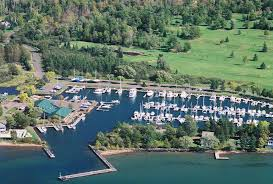 madeline island yacht club inc full service marina ship store madeline island yacht club