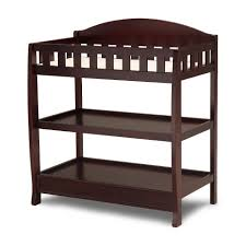 Delta Changing Table Espresso Delta Children Changing Table Espresso Cherry Babies R Us