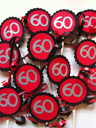 60th birthday party favors 60th birthday party supplies decorations criolla brithday