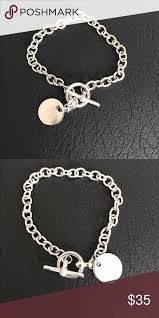 solid silver bracelet charms images Best 25 solid silver bracelets ideas personalised jpg