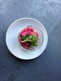 騅ier de cuisine blanco 料理 l évo レヴォ フレンチの固定概念にとらわれず 郷土料理の枠