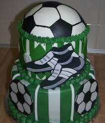soccer cake top soccer cakes cakecentral