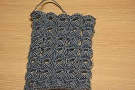 crochet broomstick lace diy crochet broomstick lace pattern