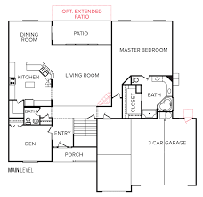 cbh homes sawtooth 3730 floor plan