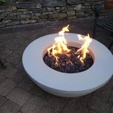 Outdoor Natural Gas Fire Pits Hgtv Home Decor Cozy Natural Gas Outdoor Fire Pit To Complete How