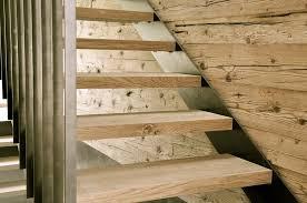 stahl holz treppe treppen holz stahl tischlerei greußing