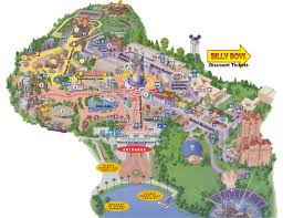 Legoland Florida Map by Orlando Florida Area Maps