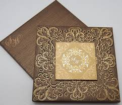 islamic wedding invitations gold laser cut wedding invitations muslim wedding cards islamic