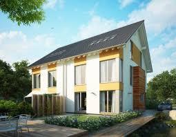 Bien Zenker Haus Doppelhaus Grundriss Hausbaudirekt