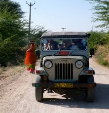 indian jeep mahindra jodhpur village life yoga by fran galloyoga by fran gallo yoga