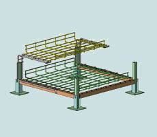 access flooring cable tray systems