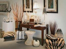 Beautiful Safari African Decorating Ideas African Case Theme - African bedroom decorating ideas