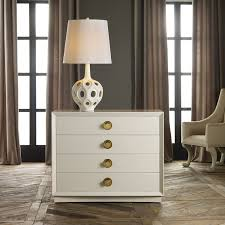 Mod Home Decor by Modern History Home Mod Chest Ivory